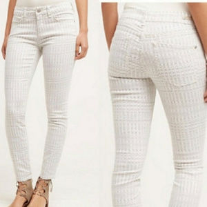 Anthropologie PILCRO & LETTERPRESS Jeans STET 27